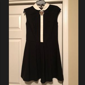 WORN ONCE Ted Baker Collar Dress